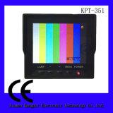 Kangput multifunção 3,5 polegadas Monitor LCD de testes da Pulseira de CCTV