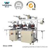 Machine feuilletante Multifuntional de précision triplace de Salut-Vitesse de Wt300