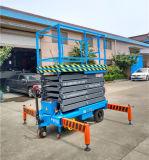 hidráulicos eléctricos de los 3-18m Scissor la plataforma de trabajo aéreo (SJZ0.5-9)