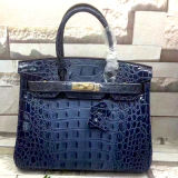 Berühmte Entwerfer-Handtaschen-Form-Dame Leather Handbags Crocodile Leather Emg4810