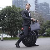 """2017 milhagens longas super um """"trotinette"""" elétrico da motocicleta da roda"""