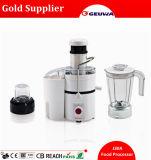 Procesador Geuwa plástico comercial de plástico de cocina Exprimidor de Alimentos