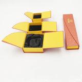 Spezialpapier-gewölbtes Papier-verpackenschmucksache-Kasten (J59-E)