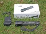 1100軍の戦術的な懐中電燈はスタン銃を