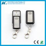 433MHz caso de metal 4 botones de control remoto duplicador Kl180e-4k