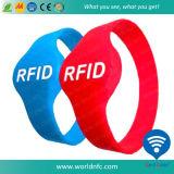 RFIDのシリコーンのリスト・ストラップ私コードSli/Icode Slix/Icode Slis ISO15693