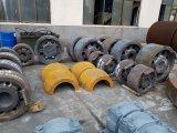 Pièces de rechange de machines de ciment Roulement de glissement / roulement Tile / Doublure de palier / Roulement de roulement / Siège / Base / Coque pour Moulin à bille / Four