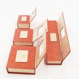 Коробка подарка картона самой новой бумаги с покрытием бумаги искусствоа трудная (J10-E1)