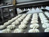 Производственная линия машина печенья автоматического печенья управлением Pcl падая