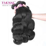 Tessuto naturale dei capelli umani del Virgin del brasiliano di colore 100% di vendita calda