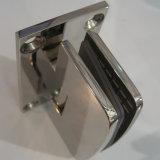 ステンレス鋼のシャワーのドアヒンジの浴室のアクセサリのガラスクランプ(SH-0210)
