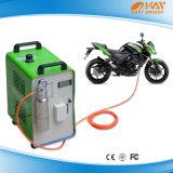 Removedor De Carbono Hydrogenのオートバイエンジンの洗濯機