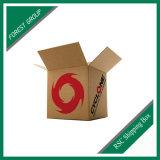 Caixa de transporte do papel de parede do dobro da alta qualidade da fábrica