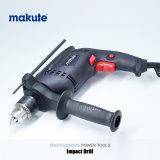 Máquina Drilling elétrica de broca de mão do mandril de Makute 810W 13mm
