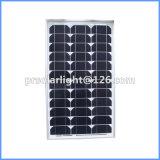 Panneaux solaires à économie d'énergie renouvelable Mono à haute efficacité 35W