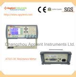 Tester di resistenza di CC con esattezza di alta risoluzione ed alta (AT515)