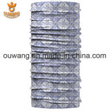 Écharpe en tissu à motifs en polyester ultra légère