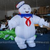 Человека снежинки взрослого и ребенка Costume смешного раздувной для партии