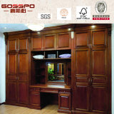 Guardaroba di legno della camera da letto di prezzi giusti (GSP9-003)