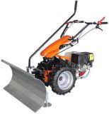 13HP Tractor de dos ruedas Tracción del engranaje Cultivador de la cultivadora