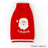 Chandails de chien de Noël Santa