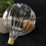 Bombilla decorativa caliente de 3W 110V 220V E26 E27 LED