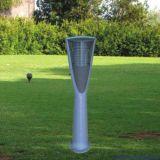 Vario indicatore luminoso solare tutto del giardino di watt LED in un reticolo