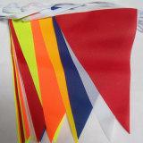 Indicateurs respectueux de l'environnement durables colorés d'étamine de chaîne de caractères pour la décoration