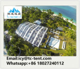 500 الناس رف شفّافة عرس خيمة مع سقف واضحة لأنّ عمليّة بيع