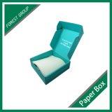 Коробка полного цвета напечатанная бумажная упаковывая (FP007)