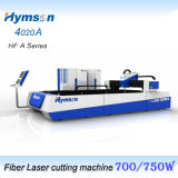 Faser-Ausschnitt-Maschine mit Laser-Maschinen-Metallstahl-Scherblock