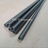El tubo de fibra de carbono de alta resistencia para la fotografía aérea