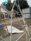 Tente ignifuge et imperméable à l'eau de qualité de sport de dôme