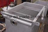 Scambiatore di calore saldato del piatto dello scambiatore di calore del gas di combustione di auto pulizia