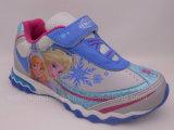 بنات رياضات حذاء مع ضوء