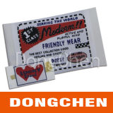 Custom High Qualtiy Wooven Label for Jeans / Clothes / Shoes