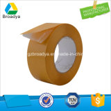 Double bande dégrossie adhésive de papier non-tissée de tissu pour le cuir (DTS512)