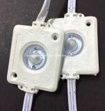 高く明るい220lm UL LEDのモジュールによって2側面照らされる印ボックス