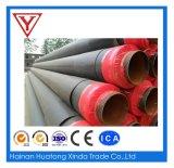 Hochdruckstahlumhüllungen-Dampf-Isolierungs-Rohr mit der äußeren Stahlhülse verwendet für Industrie-Dampf-Rohrleitung-System