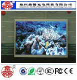 Cor cheia video RGB de tela de indicador do diodo emissor de luz da definição P2.5 elevada interna