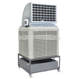 Green Equipment Evaporative Portable Air Cooler for Industrial / Greenhouse