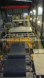 Chaîne de production automatique de tissu de bordure de porte de fortune
