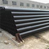 熱間圧延ASTM A53 API 5Lの等級Bの黒い円形の管