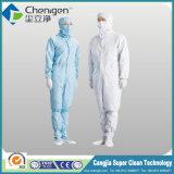 Las prendas de vestir baratas de trabajo Monos de EDS con alta calidad conductiva de fibra ESD prendas de vestir