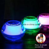 水晶LED夜ライト加湿器