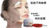Botaniques organiques Qiansoto de rétinol crème facial d'acide hyaluronique de baie de Goji blanchissant la crème de face