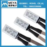 Bimetallischer Thermostat-Schalter für Geräte und Heizungs-wechselnden Otter