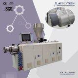 Máquina da extrusão da tubulação do PVC com controlador do PLC