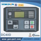 Controlador Diesel da monitoração remota do gerador de DC40d