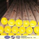 Barra redonda de aço de carbono da alta qualidade S45C/1.1191/SAE1045 para o aço plástico do molde